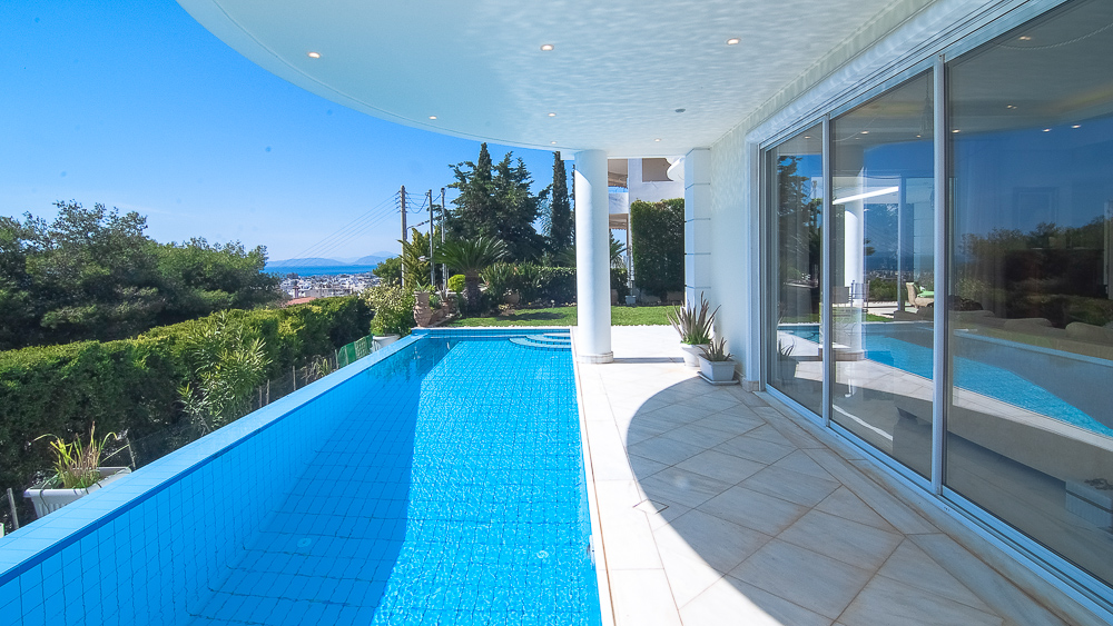 Buying a house on the Athens riviera,Greece.