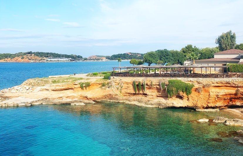Athens Riviera Beach guide - best beaches around Athens